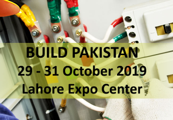 BUILD PAKISTAN – Building and Construction Expo, Lahore 29th to 31st